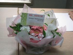 TGAStudio様からのお花